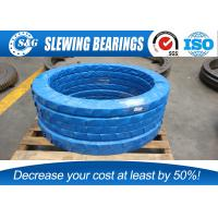 Wholesale Low Friction 42CrMo Steel Thin Wall Bearings Slewing Ring For Wind Turbine from china suppliers