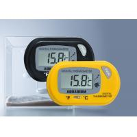 China Compact Design Plastic Fish Tank Thermometer ABS Plastic Material For Aquarium on sale