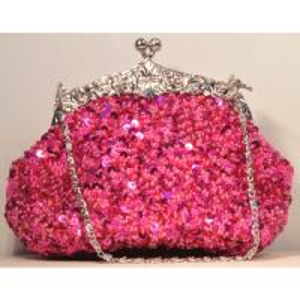 2012 hot style fashion beaded handbag