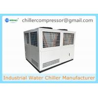 Wholesale Low Temperature (-25C) Bitzer Compressor Air Cooled Water Chiller from china suppliers