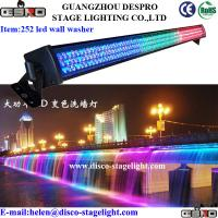 Wholesale DMX 512 Epistar LED Wall Washer Lights IP26 RGB TheatreStage Lighting from china suppliers