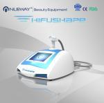 Wholesale High effective hifu hot sale home use hifu body shaping machine from china suppliers