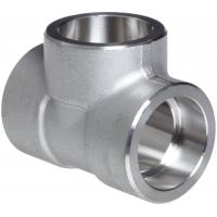 Wholesale Alloy Pipe Fittings Steel Tee 1/8''-48'' from china suppliers