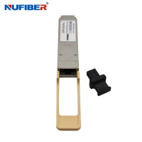 Wholesale 100G QSFP28 SR4 100M MPO 850nm Fiber Optical Transceiver from china suppliers