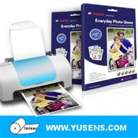 Wholesale 260gsm premium Silky inkjet photo paper from china suppliers