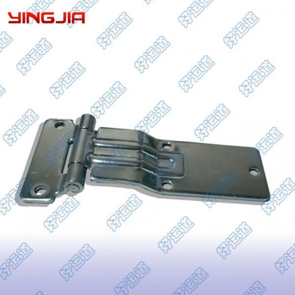 Quality 01167  Trailer body parts rear side door loaded hinge zinc plated door hinge for sale