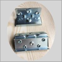 Wholesale 90mm Heavy Duty Wood Gate Hinges 2.0mm Thickness High Performance from china suppliers