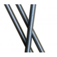 Wholesale Carbon Steel Metric Threaded Rod M4-M36 Grade 4.8 Designable Silk Embryo from china suppliers