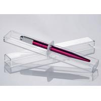 China Eyebrow Tattoo Transparent Acrylic Box Unique For Cosmetics Hand Tool on sale