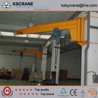 Overseas Service Electric Cantilever Lifting Jib Crane For Lifting