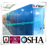 Wholesale Safety Corrosive Storage Cabinets , Grounding Flammable Cabinets For Acid Liquid from china suppliers