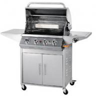 China Professional Stainless Steel Outdoor Gas Barbecue Grills CE Certification on sale