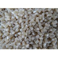 Customized Polyamide PA 6 White Fiberglass 30% Reinforced For Engineering Plastics