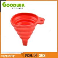 Buy cheap Silicone Oli Funnel Suitable For Kitchen Use from Wholesalers