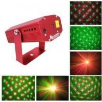 Wholesale home decoration YX with Green Red Laser Star light from china suppliers