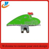China Shenzhen factory production Soft enamel golf accessory cheapest price custom on sale