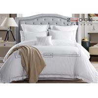 Wholesale Creative Embroidery Pattern Hotel Bed Linen Fashionable With Duvet Cover from china suppliers