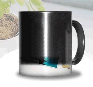 Wholesale the change colors mug printing photos ceramic MAGIC MUG SPOTS GOODS BLANK MAGIC MUG from china suppliers