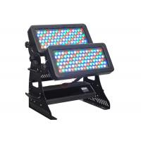 Buy cheap Ce , Rosh Aluminum  Shell Led Outdoor Wall Lights 216pcsx3w Led RGBW from Wholesalers