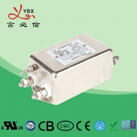 Wholesale Multi - Stage 20A AC/DC EMI Power Supply Noise Filter Free Maintenance Within Six Years from china suppliers