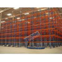 Wholesale Selective Rack - Warehouse Pallet Racking - Heavy Duty Pallet Racking System - Pallet Storage from china suppliers