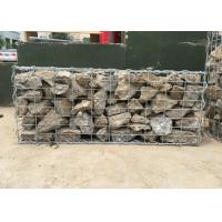 Wholesale Galfan Coated Gabion Wire Mesh Panels Interior Gabion Designs Silver Color from china suppliers