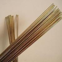 Wholesale Brass Brazing Rods with 890°C Melting Point, Made of Cu60, Sn1, Si0.3, Zn and Rem from china suppliers