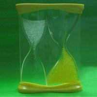 Wholesale Promotional Sand Timer, Customized Colors and Logos are Accepted from china suppliers