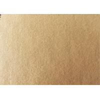 Buy cheap 60wl3p10other light camel Color plain Melton Wool Fabric for all people from Wholesalers