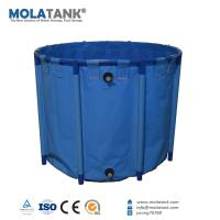 Wholesale Molatank PVC Plastic Outdoor Salt/ Fresh Water Fish Breeding Tank  providing OEM service Personalized Decorations from china suppliers