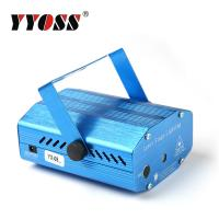 Quality automotive red and green mini laser stage lighting projector for show disco dj party home for sale