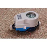 Wired / Wireless Remote Read Water Meter , Valve Controlled Smart Water Meter