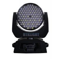 China 108x3W LED Wash Moving Head RGBW Stage Light 12 DMX Channels , 8 Onboard Programs on sale