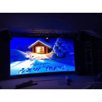 Wholesale RGB Kinglight SMD2727 Led Outdoor Advertising Screens P5 32*32 Dots Resolution from china suppliers