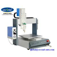 China CE certified Automatic desktop dispensing robot machine with servo system - SEC-400EDS-N on sale