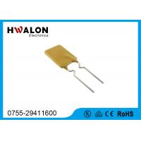Buy cheap DIP PPTC Thermistor PTC Fuse Polymer Types For Circuit Protection from wholesalers