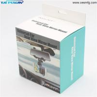 Wholesale For Iphone 7 Car Mount Car Holder Universal Rearview Mirror Holder Cellphone GPS Holder Stand Cradle Auto Truck Mirror from china suppliers