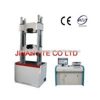 Wholesale Computer Control Hydraulic Universal Testing Machine WAW-E 600KN from china suppliers