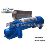 Wholesale 2 - Phase Manure Dewater Mud Decanter Centrifuge from china suppliers
