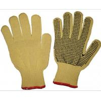 Wholesale Kevlar PVC dotted Anti-Cut Gloves from china suppliers