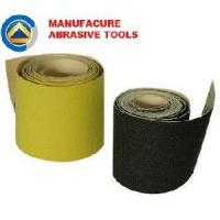 Quality Silicon Carbide Abrasive Paper Roll for sale