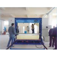 Wholesale Customized Horizontal Foam Sponge Cutting Machine With Transducer , 8.14KW from china suppliers