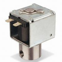 Wholesale 2/2 High Pressure Solenoid Valve, Made of Stainless Steel from china suppliers