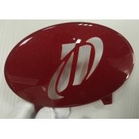 Wholesale Red Color Painting Free Plastic Parts , ABS PP Electronic Accessories from china suppliers