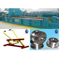 Buy cheap Erw Welded Pipe Metal Forming Rollers With 58 - 62 HRC Hardness 0.01 Mm Tolerance from Wholesalers