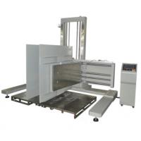 China Carton Box Paper Testing Equipment / Clamp Force Tester For Transport on sale
