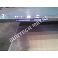 410S / 516 Gr.70 Martensitic clad steel plates for Columns