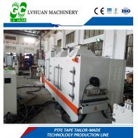 Wholesale Intelligent PTFE Extrusion Machine , Paste Extruder Machine Long Working Life from china suppliers