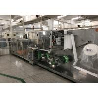 Wholesale Automatic wet tissue paper making machine with the speed of 300/min from china suppliers