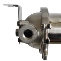 Wholesale Ss304 316 Single Cartridge Filter Housing For Water Treatment from china suppliers
